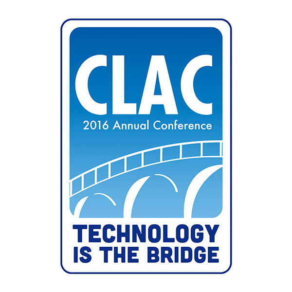CLAC 2016 Annual Conference [Logo]