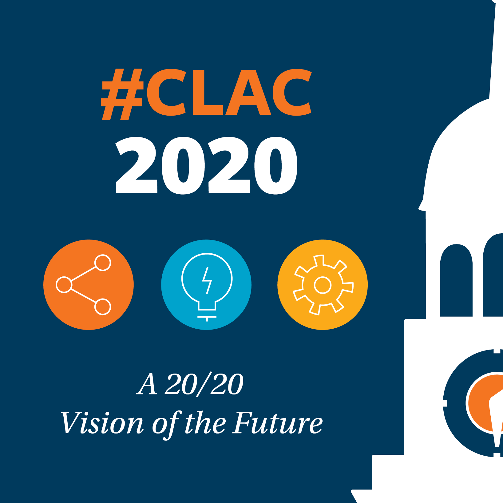 CLAC 2020 Logo